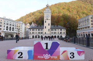 Winter Olympic Games 2014 preparations
