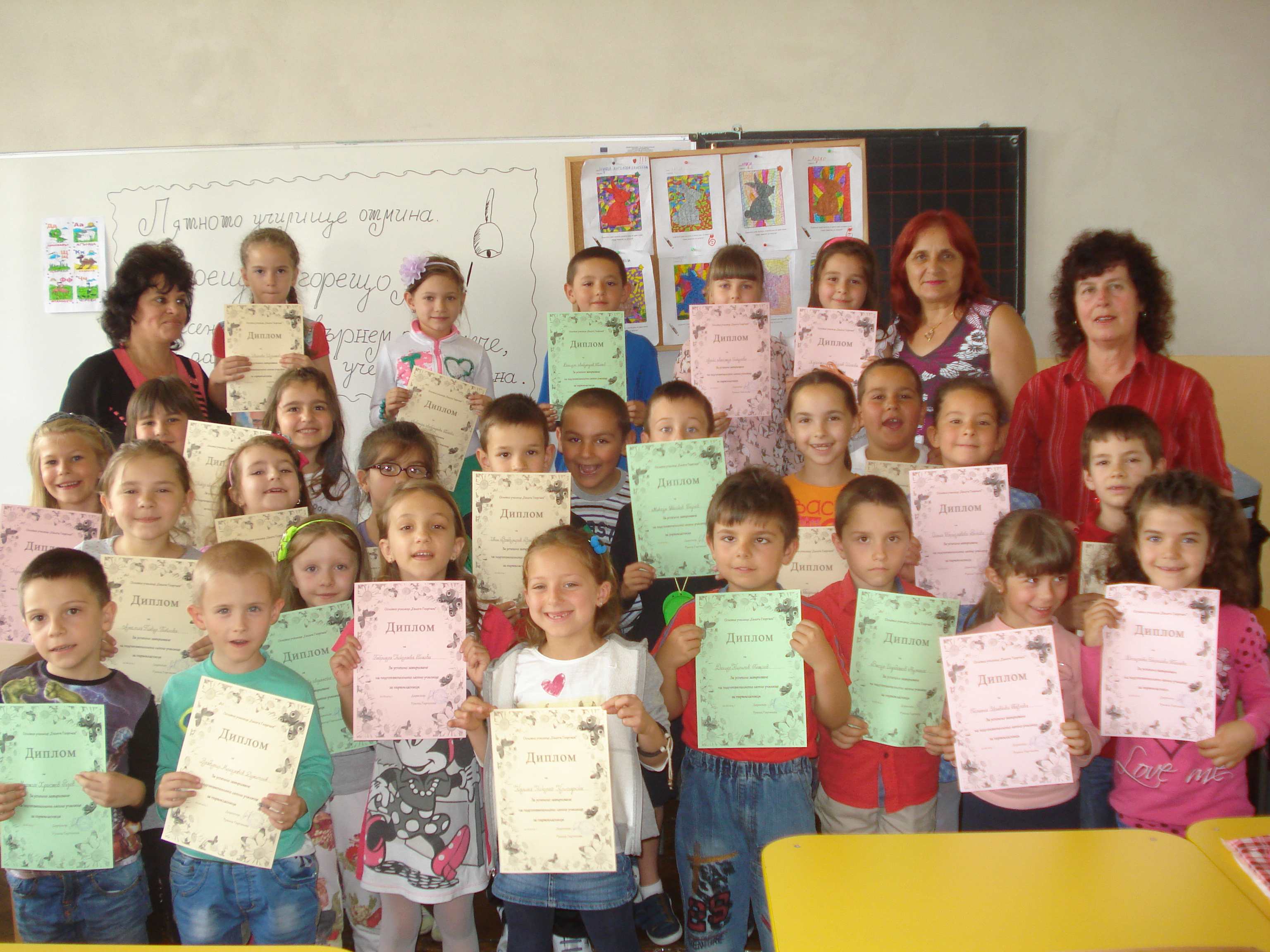 Bulgarian Child – Providing Loaves and Love to Bulgaria's ...
