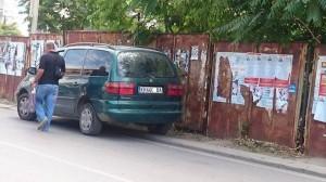parkiral