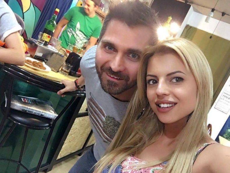 Филип и Михаела - са брат и сестра в българския сериал.