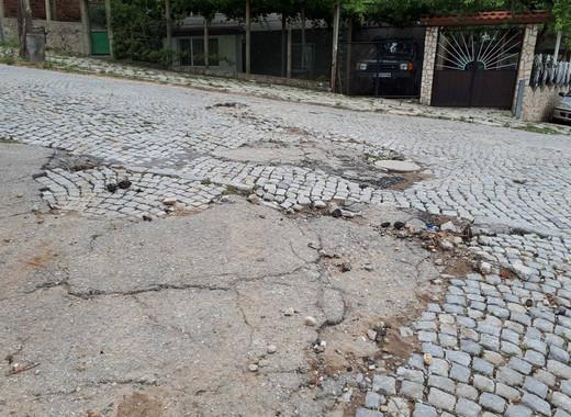 Ул.Метоха не е пипана от направата й, но сега ще бъде изцяло преобразена.
